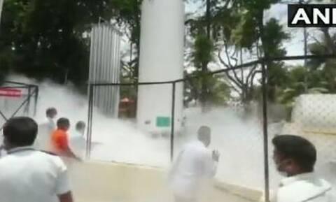 Τραγωδία στην Ινδία: 22 ασθενείς με Covid-19 νεκροί σε νοσοκομείο λόγω διαρροής οξυγόνου