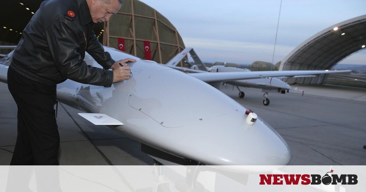 facebooktourkika drones