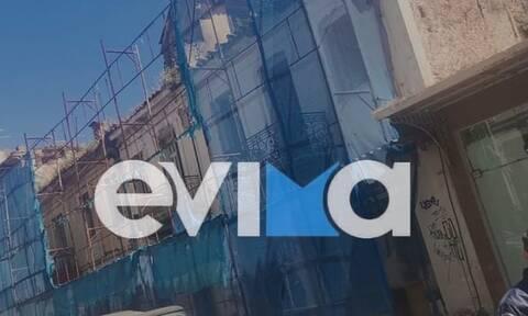Εύβοια Έκτακτο: Ταβάνι καταπλάκωσε άστεγο