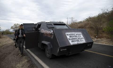 Μεξικό: Καρτέλ βομβάρδισε αστυνομικούς με drones