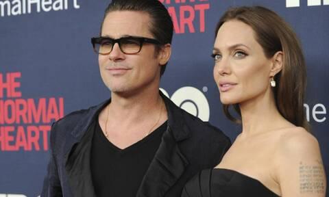 H Angelina Jolie αποκαλύπτει τα πάντα για το διαζύγιό της με τον Brad Pitt
