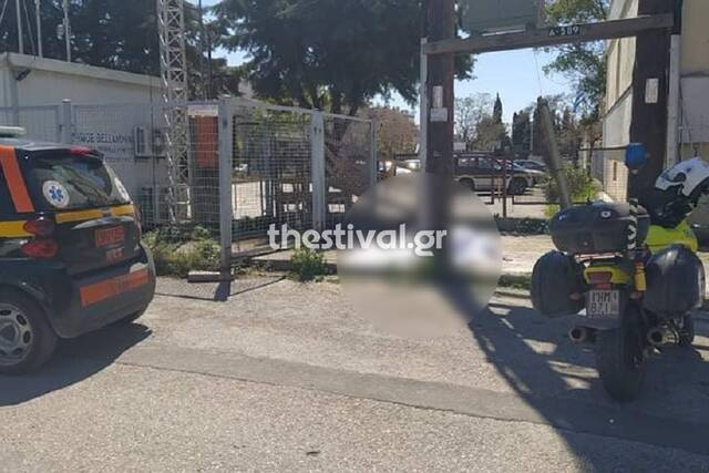Τραγικός θάνατος για 28χρονο στη Θεσσαλονίκη