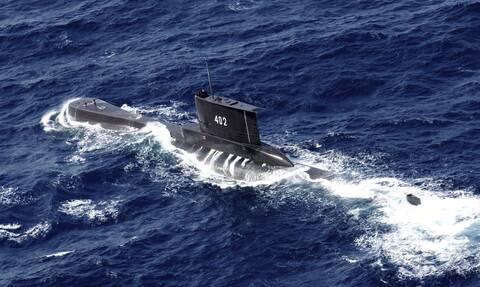 Ινδονησία υποβρύχιο