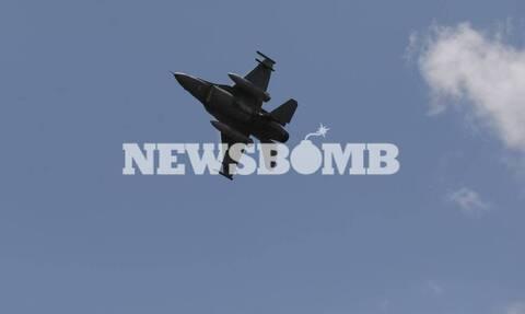 Πολεμική Αεροπορία: Έλληνας και πάλι ο καλύτερος πιλότος στο NATO