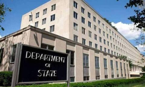 ΗΠΑ: Στην κατηγορία 4 των αναθεωρημένων ταξιδιωτικών οδηγιών του Στέιτ Ντιπάρτμεντ η Ελλάδα