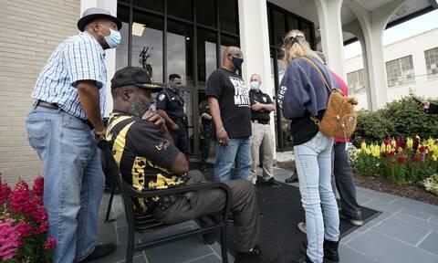 Βόρεια Καρολίνα - Νεκρός Αφροαμερικανός