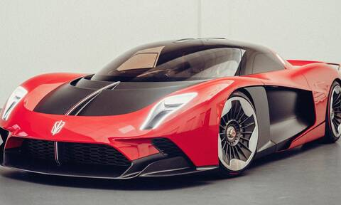 To Hongqi S9 των 1.400 ίππων είναι η Ferrari της Κίνας