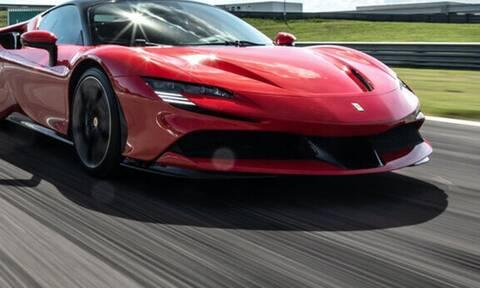 Ferrari: Έρχεται η πρώτη ηλεκτροκίνητη έκδοση!