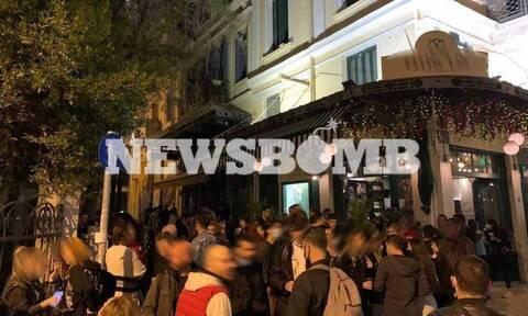 Κορονοπάρτι: Πώς στήνονται τα street party στις πλατείες