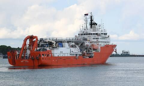 Αγωνία για το χαμένο υποβρύχιο: Εντατικές έρευνες από πλοία της Ινδονησίας και άλλων χωρών