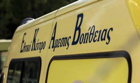 Τραγωδία στη Θεσσαλονίκη: Νεκρός άνδρας που έπεσε από τον 7ο όροφο πολυκατοικίας