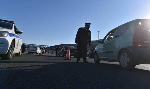 Μετακίνηση εκτός νομού: Μπλόκα παντού και έλεγχοι - Για ποιους επιτρέπεται