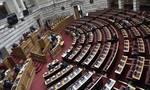 Βουλή: Αντιδράσεις της αντιπολίτευσης για την τροπολογία Χατζηδάκη για τη σύμπραξη του ΕΦΚΑ