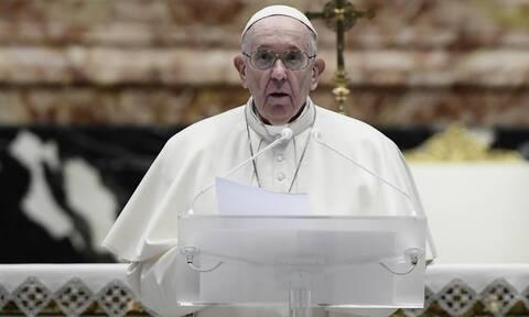 Πάπας Φραγκίσκος για την Ημέρα της Γης: O πλανήτης βρίσκεται «στα όριά του»