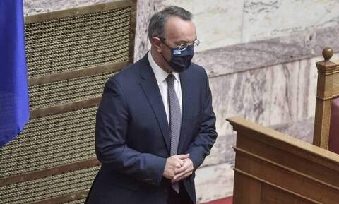 Χρήστος Σταϊκούρας