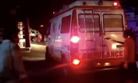 Τραγωδία στην Ινδία: Τουλάχιστον 13 ασθενείς νεκροί μετά από φωτιά σε νοσοκομείο