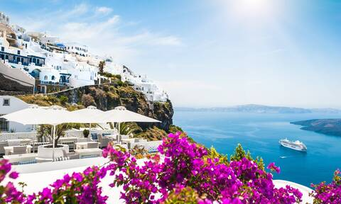 Η Ελλάδα ανάμεσα στις πιο πολύχρωμες χώρες!