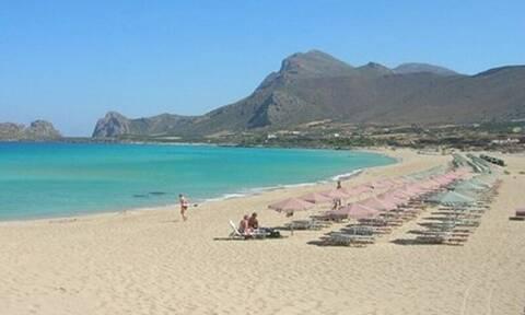Δεν θα πιστεύεις τι ήταν κάποτε αυτή η ελληνική παραλία