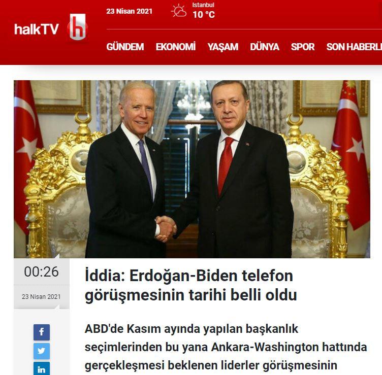 Δημοσίευμα Τουρκία
