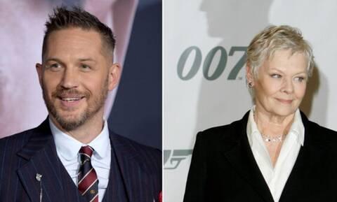 Τομ Χάρντι και Τζούντι Ντετς είναι οι κορυφαίοι Βρετανοί ηθοποιοί του 21ου αιώνα