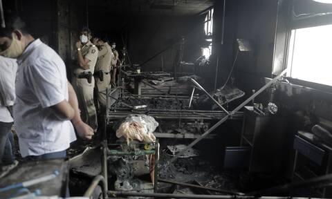Ινδία πυρκαγιά