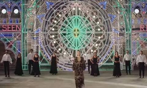 Dior проведет показ мод в Афинах