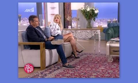 Το πρωινό: Καβγάς on air Σκορδά – Λιάγκα:  «Καλά δεν ντρέπεσαι;» - Δείτε τι συνέβη!