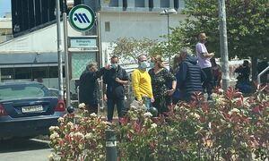 Μετρό Πανόρμου: Νεκρή η γυναίκα που έπεσε στις ράγες - Απεγκλωβίστηκε ο άνδρας στο Χολαργό
