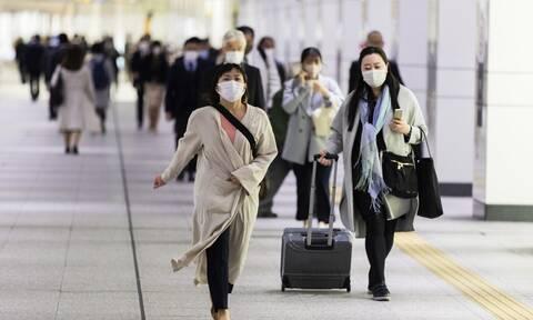 Ο κορονοϊός πιέζει την Ιαπωνία: Σε κατάσταση έκτακτης ανάγκης Τόκιο και άλλες 3 περιοχές