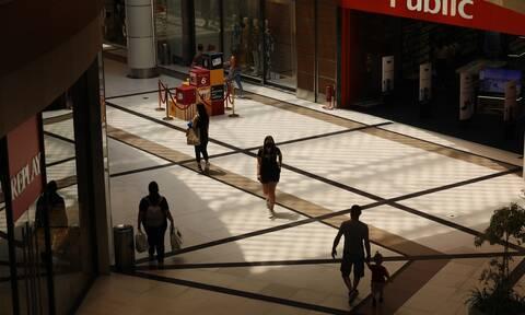 Aνοίγουν τα Mall