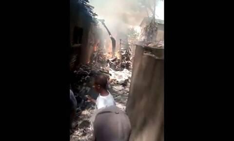 Ζιμπάμπουε: Ελικόπτερο συνετρίβη σε σπίτι - Τέσσερις νεκροί, ανάμεσά τους ένα παιδί