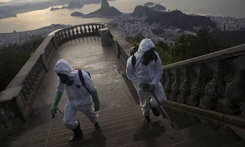 Πανδημία στη Βραζιλία