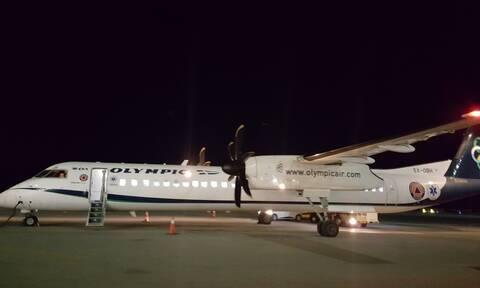 Κρήτη: Σε σοβαρή κατάσταση βρέφος μόλις 36 ημερών – Μεταφέρθηκε στην Αθήνα