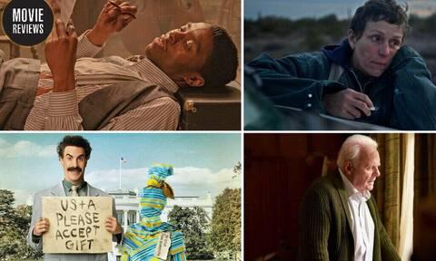 Όσκαρ 2021: Oι πιο ξεχωριστές ταινίες της αυριανής βραδιάς