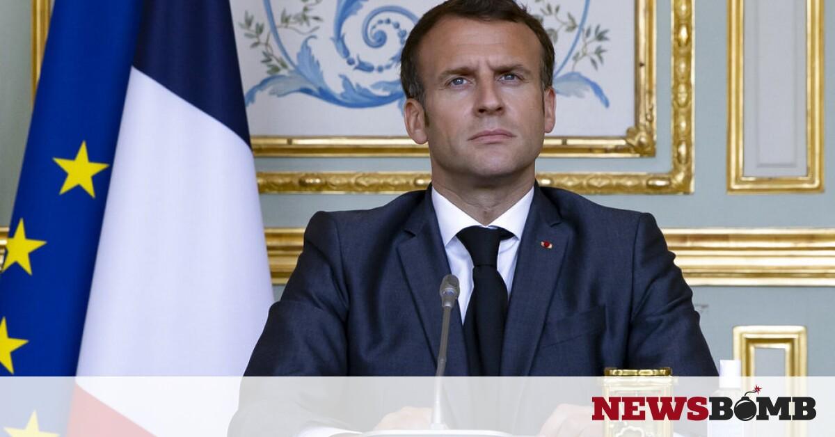facebookmacron france