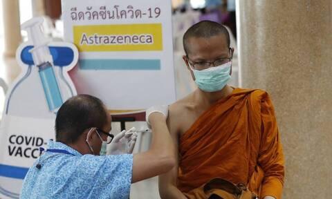 Ταϊλανδη: Νέοι περιορισμοί σε ισχύ καθώς η χώρα κατέγραψε ακόμη ένα ρεκόρ ημερήσιων κρουσμάτων