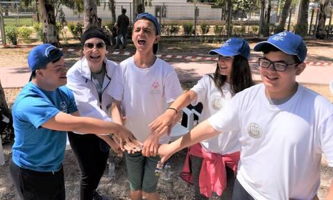 Special Olympics Hellas: 33 Χρόνια Άθλησης και Προσφοράς στα Άτομα με Νοητική Αναπηρία