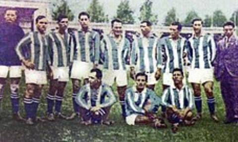 Εθνική Ελλάδος: Ο πρώτος αγώνας ποδοσφαίρου στην ιστορία της «γαλανόλευκης»