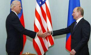 Πούτιν - Μπάιντεν: Πιθανόν τον Ιούνιο η συνάντηση στο Κρεμλίνο