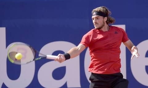 Στέφανος Τσιτσιπάς – Ράφα Ναδάλ: Πάλεψε σαν λιοντάρι! Λύγισε από τον κορυφαίο σε επικό ματς! (vids)