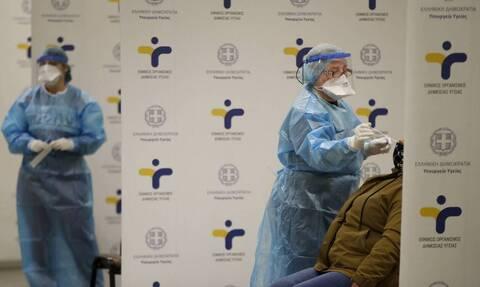 Κορονοϊός: Σε ποια σημεία θα πραγματοποιηθούν τη Δευτέρα (26/4) έλεγχοι rapid test από τον ΕΟΔΥ