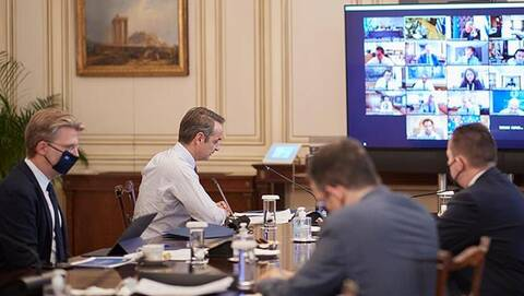 Το σχέδιο για την επανεκκίνηση της οικονομίας παρουσιάζεται σήμερα στο Υπουργικό Συμβούλιο