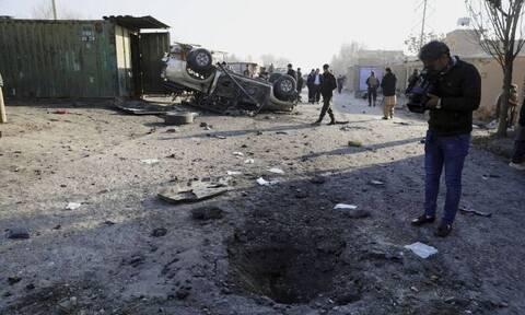 Έκρηξη στο Αφγανιστάν