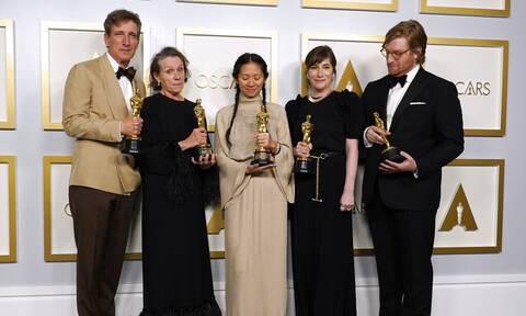 Oscars 2021 - Όσκαρ 2021: Αυτοί είναι οι μεγάλοι νικητές της φετινής απονομής