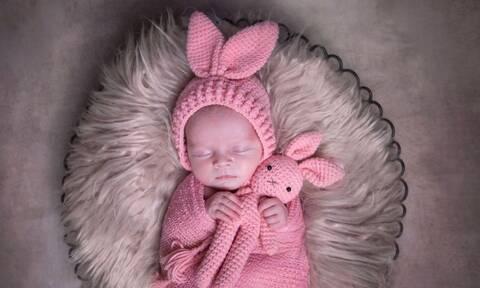 Baby Bunnies - Ό,τι πιο γλυκό θα δείτε σήμερα