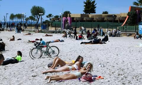 Καιρός – Πάσχα 2021: Θα ξεπεράσει τους 30 βαθμούς Κελσίου η θερμοκρασία – Η πρόγνωση Μαρουσάκη