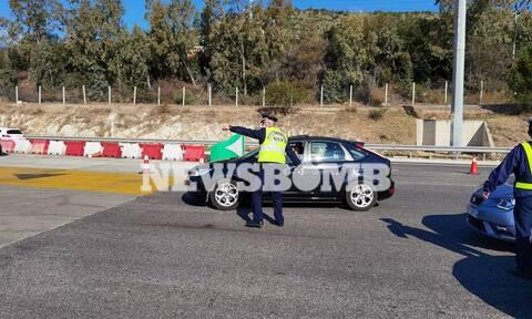 Ρεπορτάζ Newsbomb.gr: Κανείς δεν φεύγει από Αθήνα με αυτή τη δικαιολογία - Συνεχίζονται οι έλεγχοι