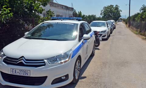έγκλημα τροιζηνία αστυνομία