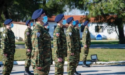 Στρατιωτική θητεία: Στους 12 μήνες από Μάιο – 9μηνο σε παραμεθόριες περιοχές