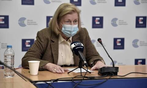 Κορονοϊός – Θεοδωρίδου: Άρση της απαγόρευσης του εμβολίου της Johnson & Johnson στην Ελλάδα